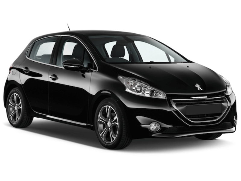 peugeot 208 automatic value plus corfu car rental. Black Bedroom Furniture Sets. Home Design Ideas
