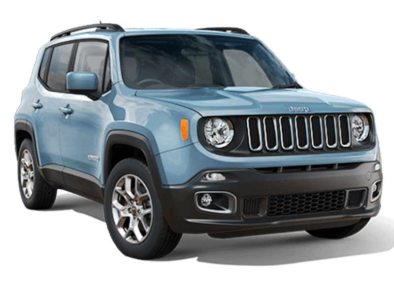 Jeep Renegade 4 WD Automatic