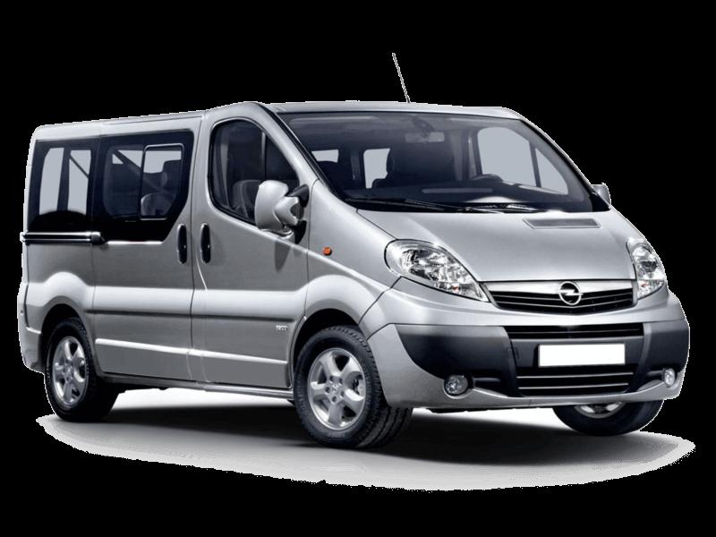 Opel vivaro 9 seater