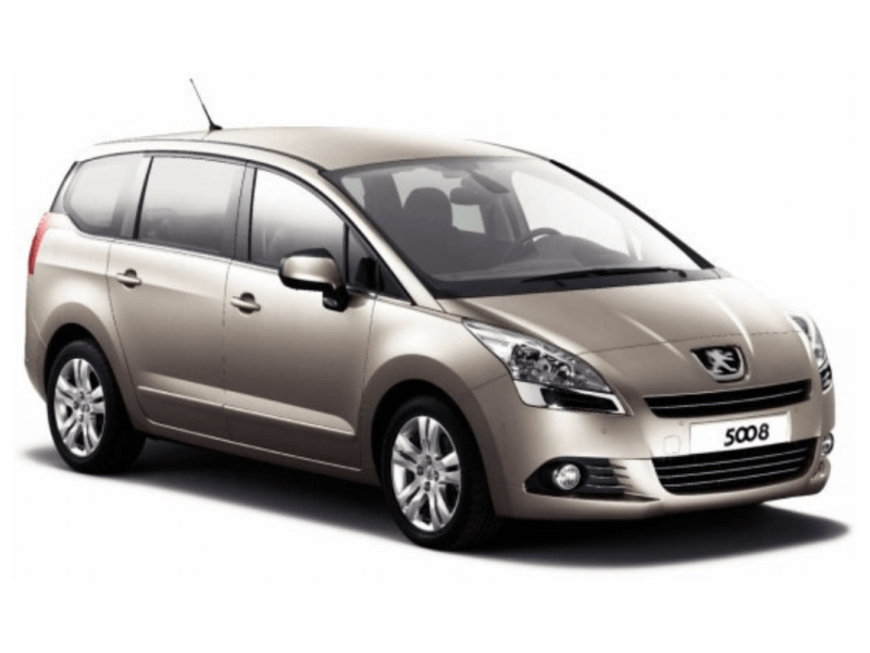 peugeot 5008 sw 7 seater automatic value plus corfu car rental. Black Bedroom Furniture Sets. Home Design Ideas